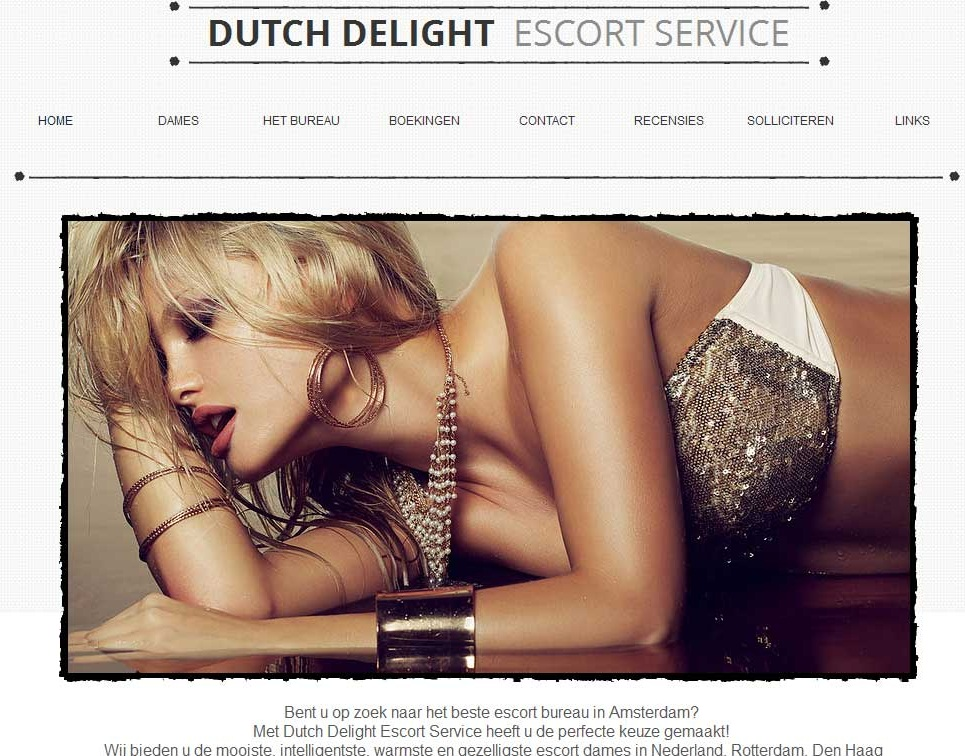 Dutch Delight Escort